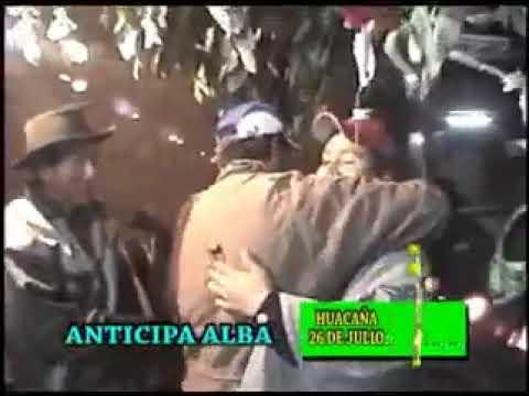uchucuta y lapla de huaycahuacho en huacaña-parte 2