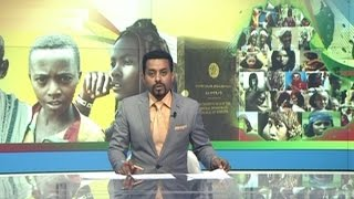 Latest Ethiopian EBC 7:00 News Nov 27 2009