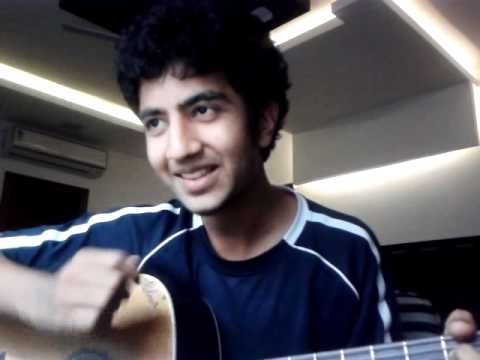 woh dekhne mein guitar cover by devashish nyati