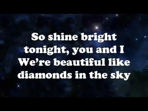 Diamonds - Rihanna cover by Tedy Bear with lyrics