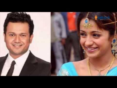 Actress Trisha Krishnan Engagement Photos | Actress Trisha's Marriage With Varun Manian? video