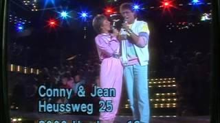 Conny Und Jean - Leben Ohne Dich - ZDF-Hitparade - 1983