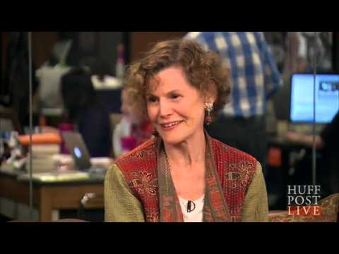 Judy Blume and Lawrence Blume talk about Tiger Eyes!