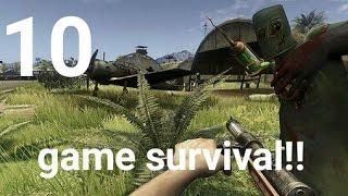 10 อันดับ เกม survival บนมือถือ ที่คุณต้องเล่น