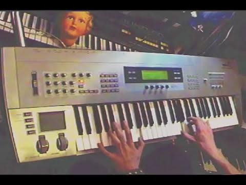 Korg Z1 | demo (1 of 2) by syntezatory.prv.pl