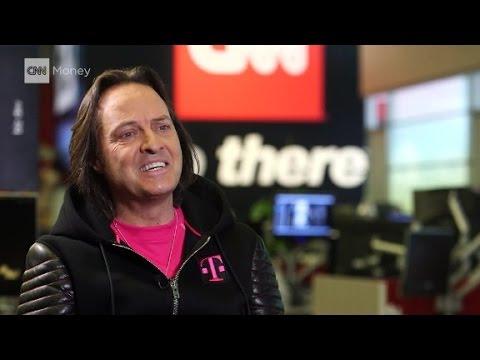 T-Mobile CEO: 'I'm vulgar, definitely'
