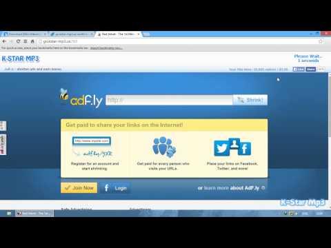 How to Download via Upfile Mobi on K Star Mp3