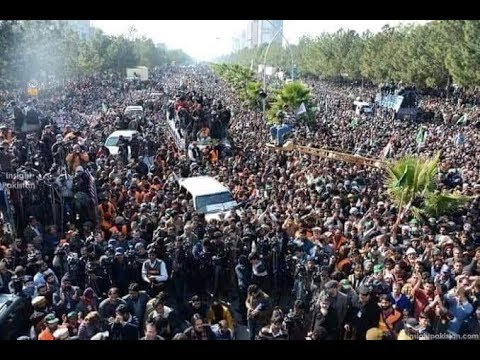 Nawaz Sharif at Lahore Airport | Power TV LIVE