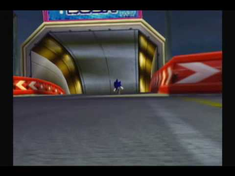 (Sonic Adventure 2: Battle) Intro
