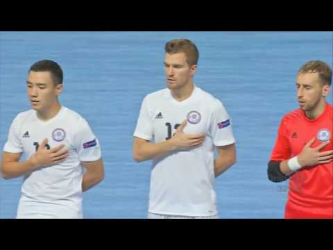 Казахстан - Мозамбик 4:2! Международный турнир по футзалу в Тайланде