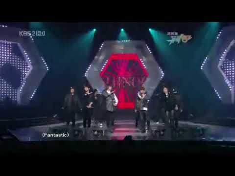 [hd 091106] Shinee - Ring Ding Dong Ft Yesung(super Junior) [live] video