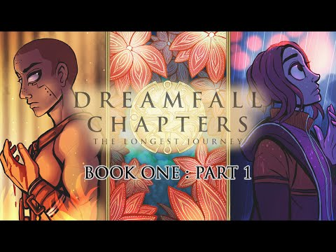 Cry Plays: Dreamfall Chapters - Book One [P1]