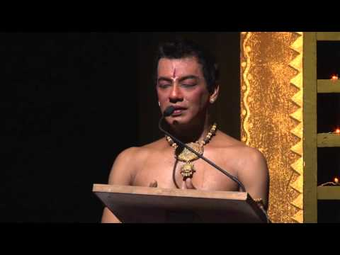 Nirantharam 2016 - Bharatantyam by Sri. Shankara Kandasamy, Malaysia