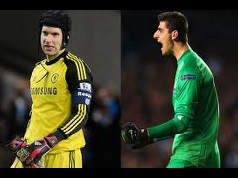 Petr Cech vs Thibaut Courtois Best Saves