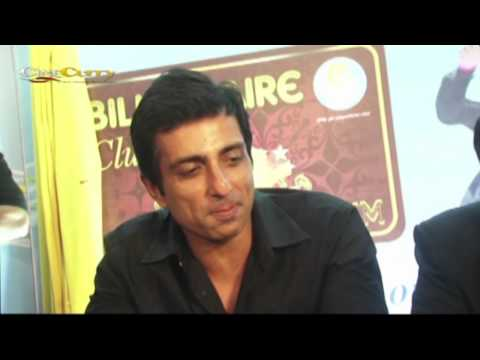Sonu Sood launches Country Club India's Billionaire Gold and Premium cards