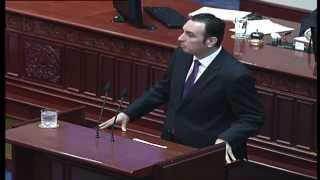 BEKIM FAZLIU: BDI ngatrrestar prioritetesh dhe sherbetor i maqedonasve