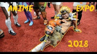 Anime Expo 2018 - Cosplay Music Video (1080)