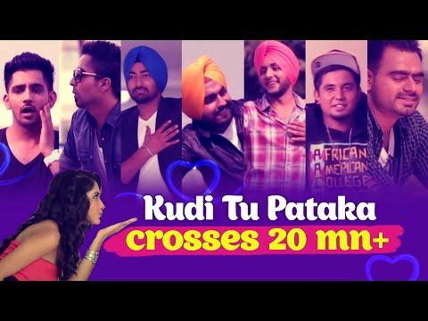 Kudi Tu Pataka | Pataka Song | Hd | 9x Tashan video