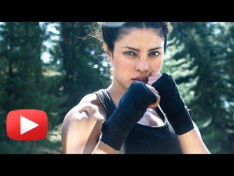 Priyanka Chopra As Mary Kom - Watch Priyanka's Physical Training - Mary Kom Film video