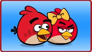 Angry Birds Online Games - Episode Angry Birds Water Adventure Levels 1-17 - Rovio Games