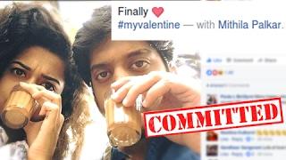 REVEALED: Amey Wagh ♥Dating♥ Mithila Palkar | Valentine's Special | Marathi Entertainment