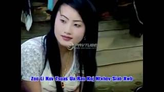 Hmong song Kuv Mus Thiaj Tshav Koj Ntuj by Wm Vaj