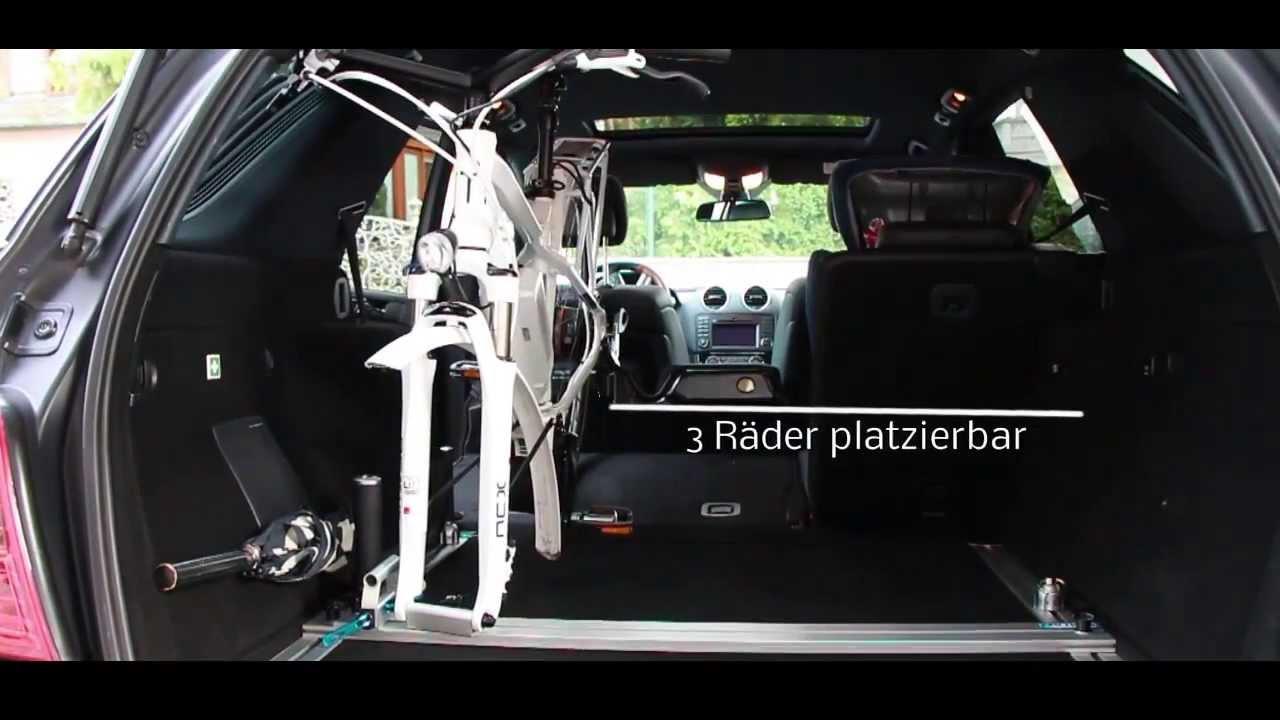 Radtr 228 Ger E Bikes Und Andere Im Innenraum D Fahrzeugs