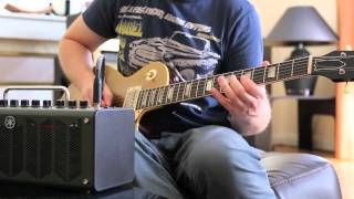 Yamaha THR10X Gibson Les Paul