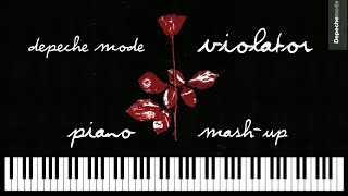 Depeche Mode ''Violator' Piano Mash-Up