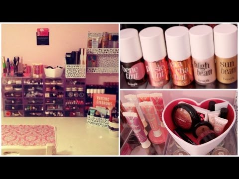 Makeup Collection & Storage 2013 | Beautybaby44