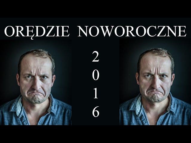 Robert Górski - Orędzie Noworoczne - kabaret - pierwowzór UCHO PREZESA