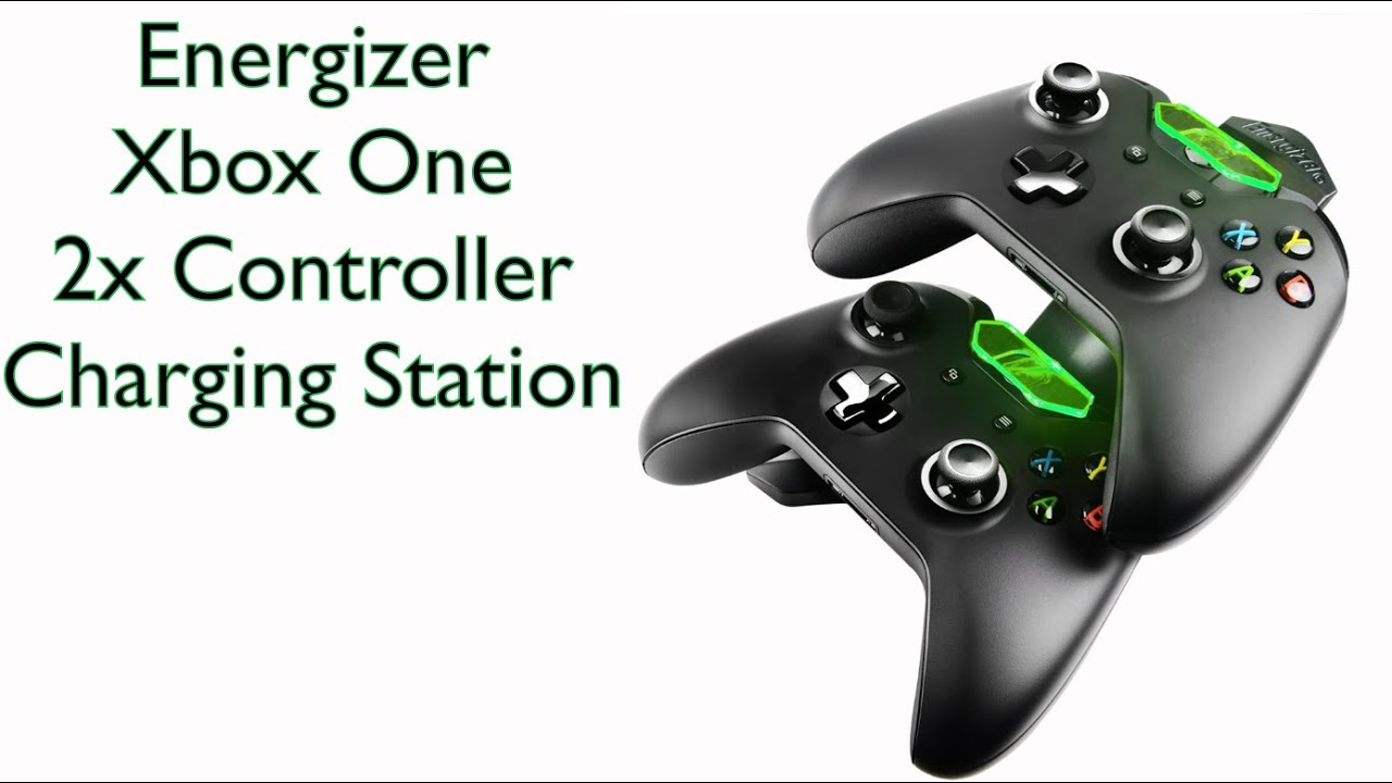 Energizer Xbox One Controller Charging Station Review