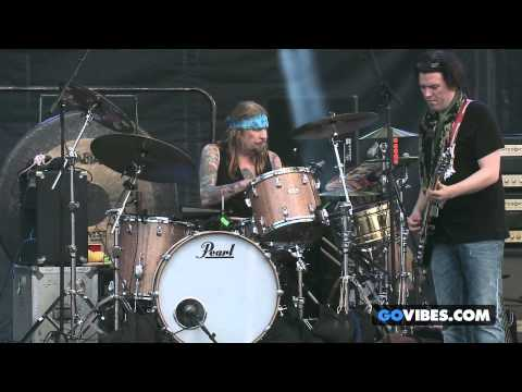 "Gov't Mule performs ""Game Face"" at Gathering of the Vibes Music Festival 2013"