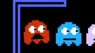 Pacman Ghosts Discuss TV