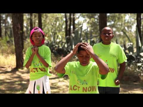 Food & Trees for Africa: The Climate Song
