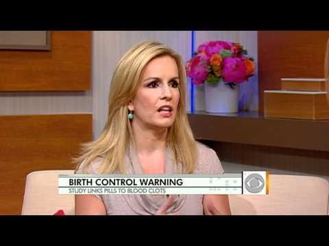 Birth control pills and blood clots