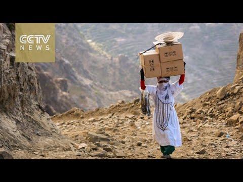 World Health Organisation says medical aid can't reach besieged Yemen city