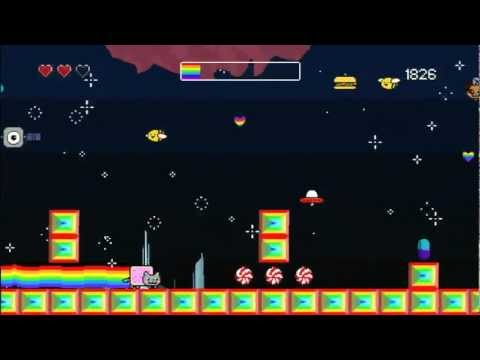 CGRundertow NYAN CAT ADVENTURE for Xbox 360 Video Game Review