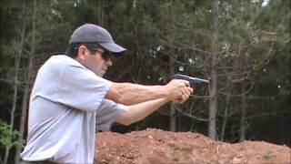 Range Time with the TT-33 Tokarev Pistol