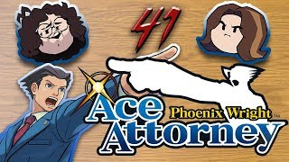 Phoenix Wright  - 41 - Pretty Badgerlike