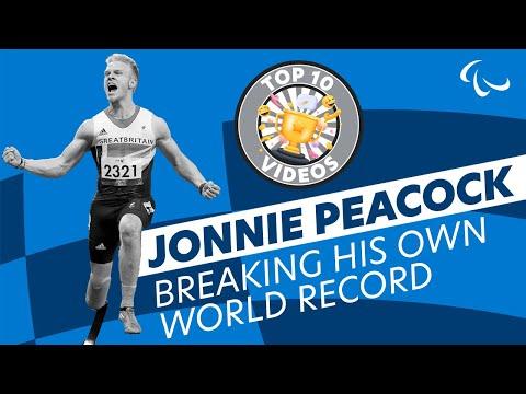 Athletics - Men's 100m - T44 Final - London 2012 Paralympic Games