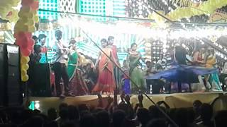 Telugu latest Nagini Recording Dance video song in 2017