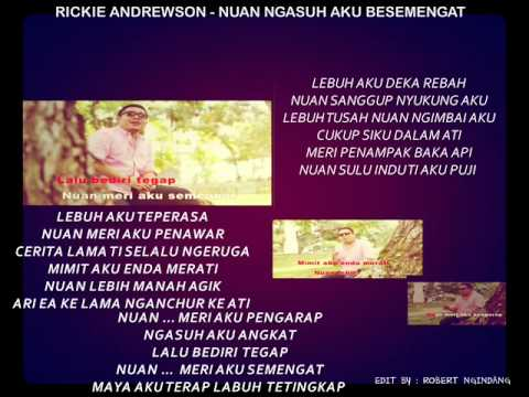 Rickie Andrewson - Nuan Ngasuh Aku Besemengat video