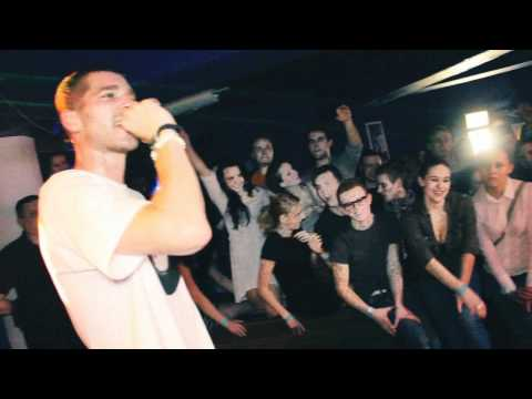 Majk Spirit - Infinity Music Club Svidník 6.1.2012 | Official Video | Cesar Production video