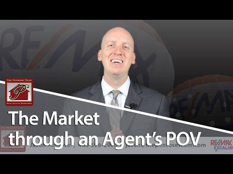 Greater Phoenix Area Real Estate Agent: Seeing the market from an agent's POV