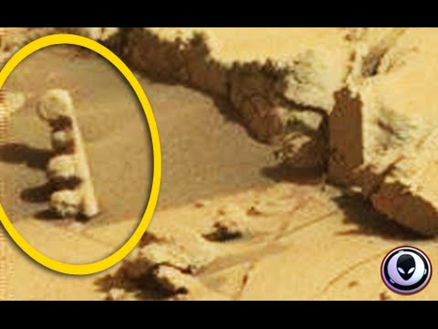9/26/2014 WOW! MARS ROVER FINDS