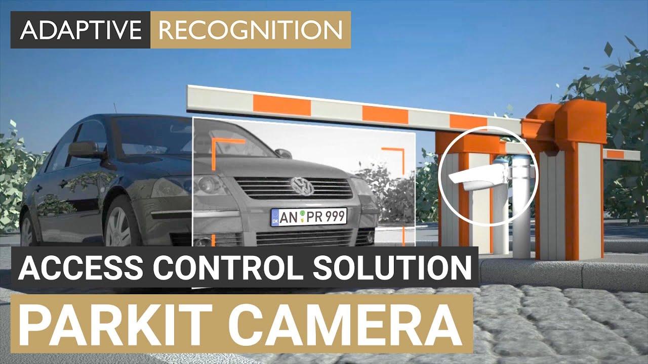 Arh Zrt Parkit Anpr Lpr Camera System Youtube