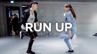 Run up Major Lazer feat PARTYNEXTDOOR Nicki Minaj Bongyoung Park Choreography