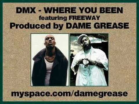 Dmx - Where You Been