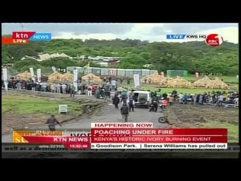 Deputy Secretary of State reads out President Obama's statement to Kenya